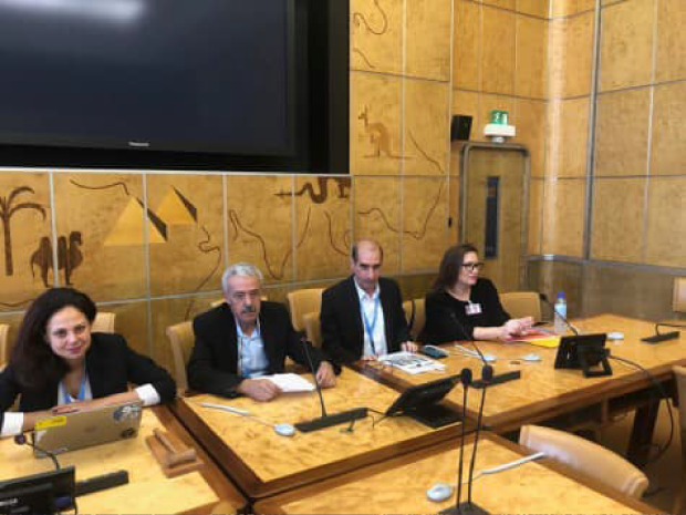 During its meeting in Berlin, tasks were distributed among the founding members of the MENA Network for Countering Hate Speech